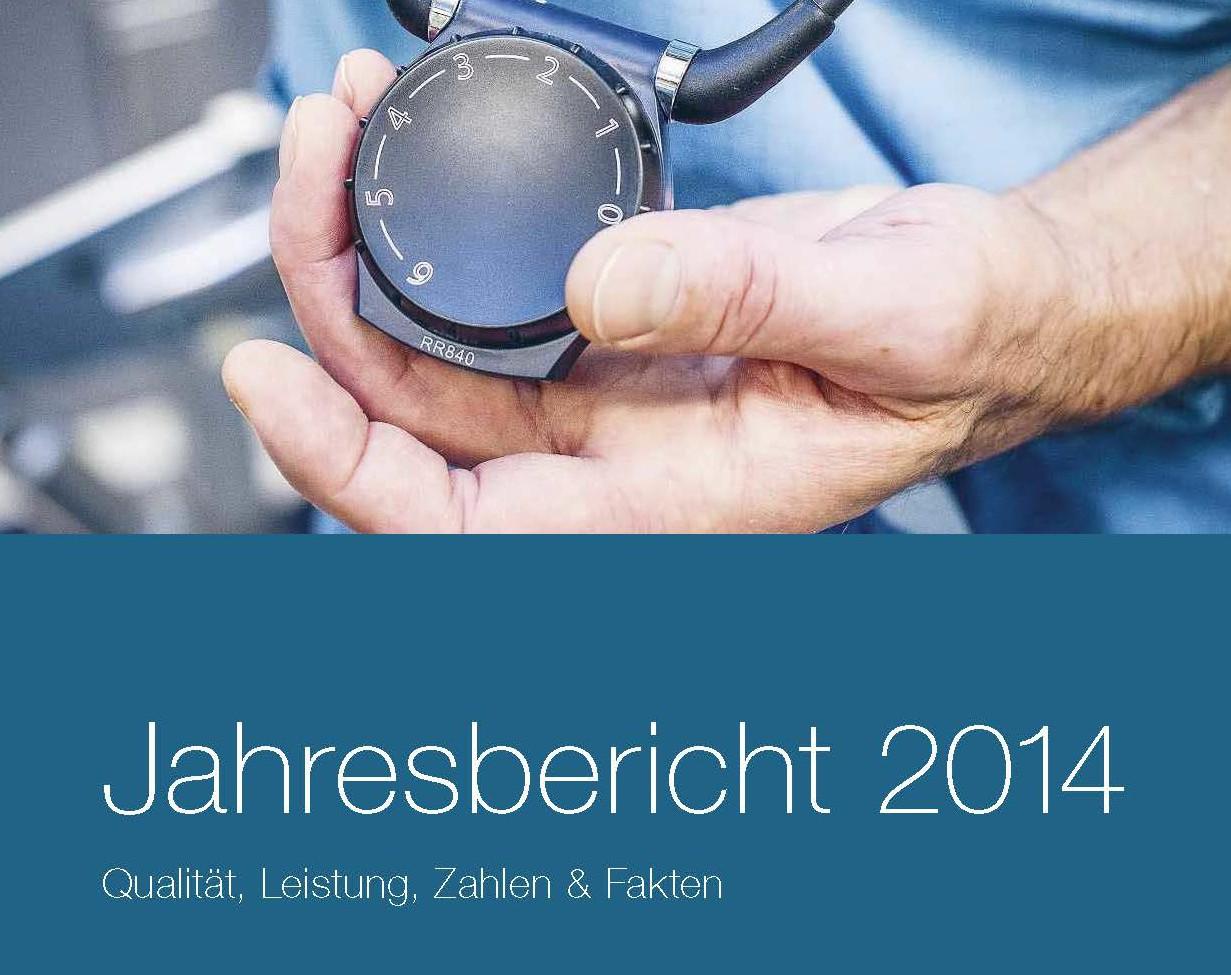 Qualitätsbericht Stadtspital Zürich Thomas Schenk